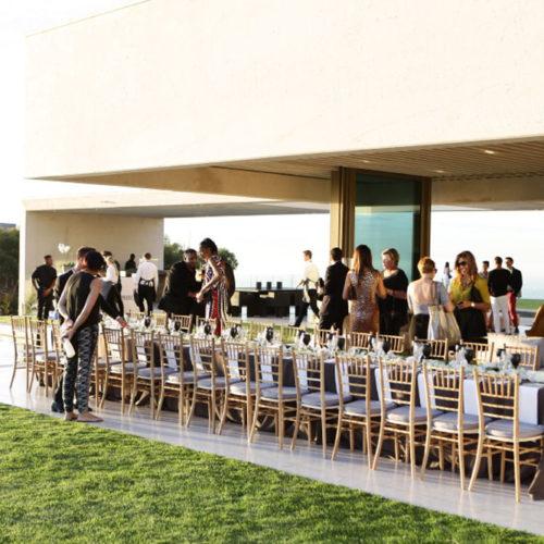 Gavin Rajah Design Indaba Dinner 2014